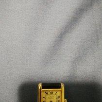 Cartier Tank Vermeil Beautiful Women's Watch