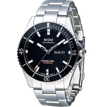 Mido Steel 42,5mm Automatic M026.430.11.051.00 new