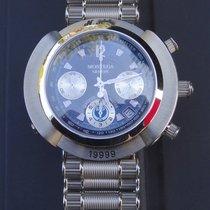 Montega Chronograph R9 Ronaldo Limited Edtion NOS