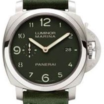 Panerai Luminor 1950 (Submodel) new 44mm Titanium