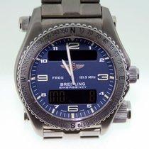 Breitling Emergency Titanium 43mm Blue Arabic numerals Australia, Sydney