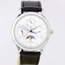 Jaeger-LeCoultre 37mm Automatik 2000 gebraucht Master Control (Submodel) Silber