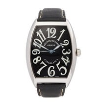 Franck Muller Master Banker pre-owned 35mm Steel
