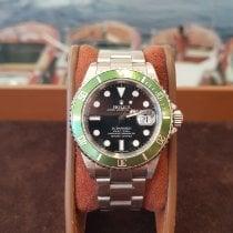 Rolex 16610LV Acier 2006 Submariner Date 40mm occasion