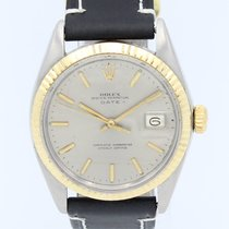 Rolex Oyster Perpetual Date Acero 34mm Plata Sin cifras España, Barcelona