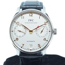 IWC Portuguese Automatic IW500114 2012 pre-owned