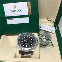 Rolex Steel 40mm Automatic 116610LN pre-owned