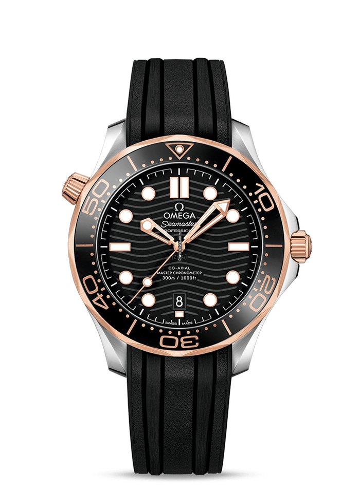 Omega Seamaster Diver 300 M 210.22.42.20.01.002 2021 new