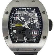 Richard Mille new Automatic Skeletonized Display Back 48mm Sapphire Glass