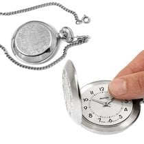 Pocket Watch for Blind man's Breil 2000 new