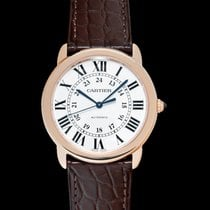 Cartier Ronde Solo de Cartier Rose gold 36mm Silver United States of America, California, San Mateo