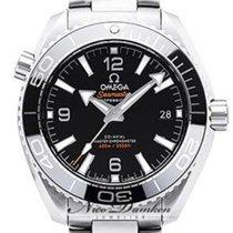 Omega Seamaster Planet Ocean Acier 39.5mm Noir Arabes