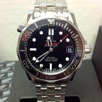 Omega Seamaster Diver 300 M nuevo 2019 Automático Reloj con estuche y documentos originales 212.30.36.20.51.001