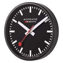 Mondaine Aluminum Quartz A990.CLOCK.16SBB new United States of America, New Jersey, Tenafly