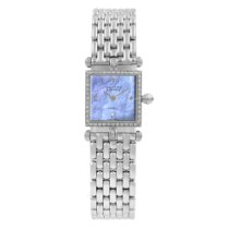 Van Cleef & Arpels White gold 17mm Quartz 322942 pre-owned