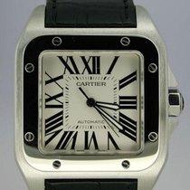 Cartier Santos 100 W20073X8. pre-owned