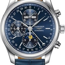 Longines Master Collection L2.773.4.92.0 L27734920 Unworn Steel 42mm Automatic United States of America, New York, Airmont