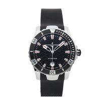 Ulysse Nardin Lady Diver Steel 40mm Black No numerals United States of America, Pennsylvania, Bala Cynwyd