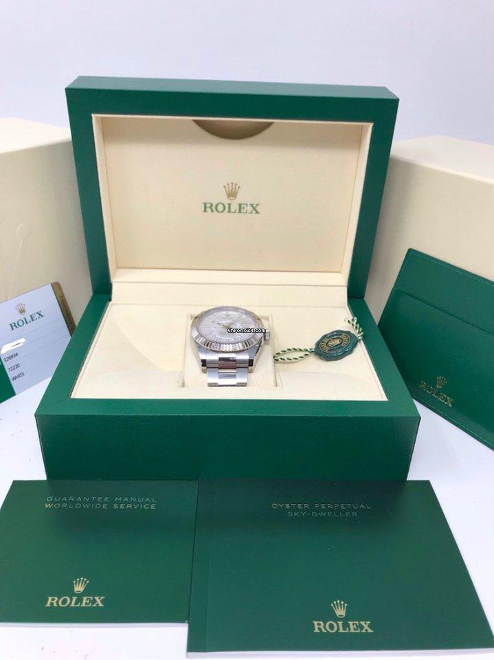 Rolex Sky-Dweller 326934 2020 nov