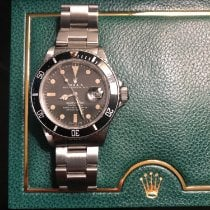 Rolex Submariner Date 16800 1982 pre-owned