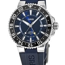 Oris Aquis GMT Date No numerals United States of America, New York, Brooklyn