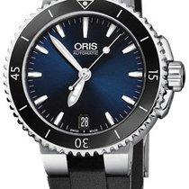 Oris Aquis Date 01 733 7652 4135-07 4 18 34 2020 new
