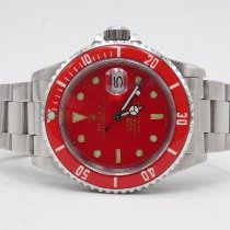 Rolex Submariner Date 16610 1990 pre-owned