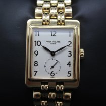 Patek Philippe Gondolo Yellow gold 39mm White Arabic numerals