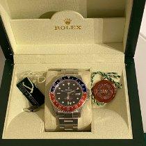 Rolex GMT-Master II 16710BLRO 2006 подержанные
