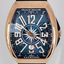 Franck Muller Vanguard V 41 SC DT YACHTING 5N BL new