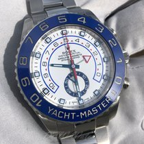 Rolex Yacht-Master II Steel 44mm White No numerals United States of America, Texas, Frisco
