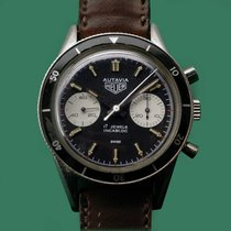 Heuer Steel 39.2mm Automatic pre-owned United States of America, California, Los Angeles