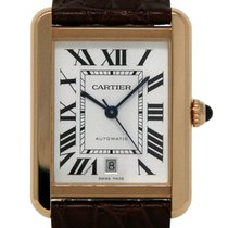 Cartier W5200026 Rose gold 2019 Tank Solo 40mm new United States of America, Florida, Miami