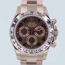 Rolex Daytona ref 116505 chocolate