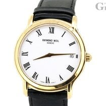 Raymond Weil Electroplated 18K Gold