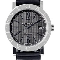 Bulgari Automatic Stainless Steel BB 38 SL