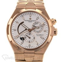Vacheron Constantin Rose gold Automatic No numerals 42mm new Overseas Dual Time