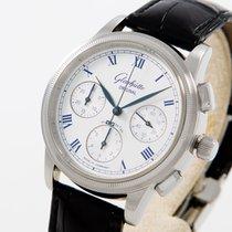 Glashütte Original Senator Chronograph pre-owned 39,3mm Steel