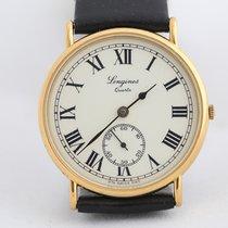 론진 스틸 36mm 쿼츠 Longines  Quartz  Watch  Cal.976 중고시계 대한민국, Goyang-si