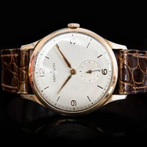 Marvin Rose Gold Small Seconds Anni 60