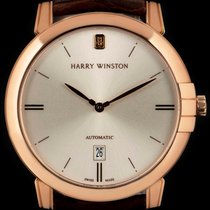 Harry Winston Midnight Rose Gold MIDAHD42RR001