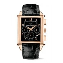 Girard Perregaux Vintage 1945 Rose gold 36mm Black Arabic numerals