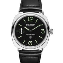 Panerai Radiomir Black Seal PAM00380 new