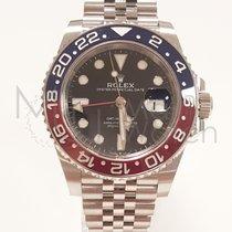 Rolex 126710BLRO Ατσάλι GMT-Master II 40mm