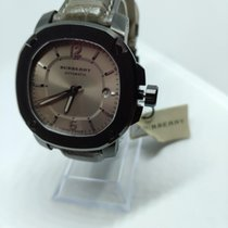 Burberry Steel 43mm Automatic 1208 new