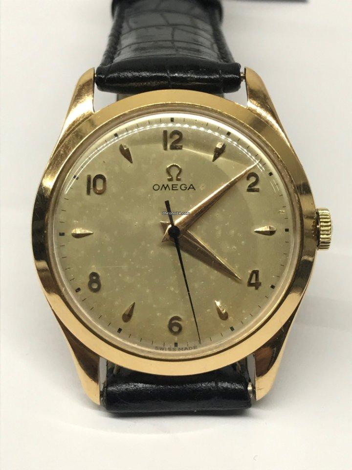 e3b33ce03fa Comprar relógios Omega Ouro amarelo
