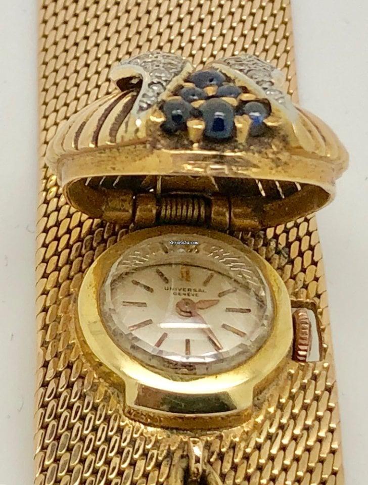 5f861ff4050a Precios de relojes Universal Genève mujer