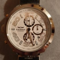 Haemmer Steel 48mm Quartz CR-05-M pre-owned