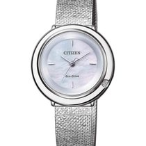 Citizen Zeljezo 32mm Kvarc EM0640-82D nov