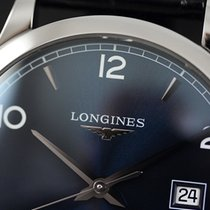 Longines Record L2.821.4.96.2 new